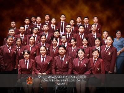 Alumni XII AP 1